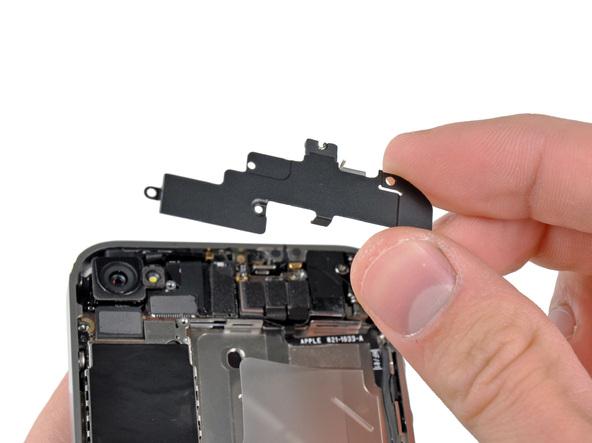 Как заменить стекло на Apple iPhone 4