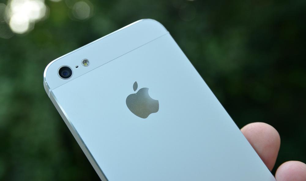 Сколько мегапикселей во фронтальной камере iPhone 5