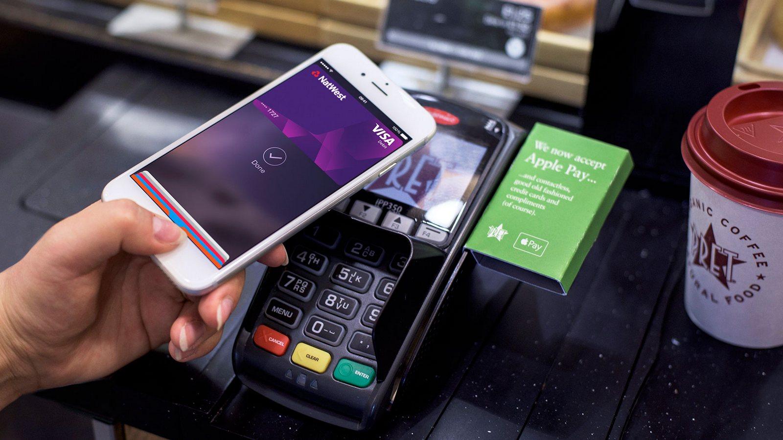 Работает ли Apple Pay и NFC на iPhone 5s