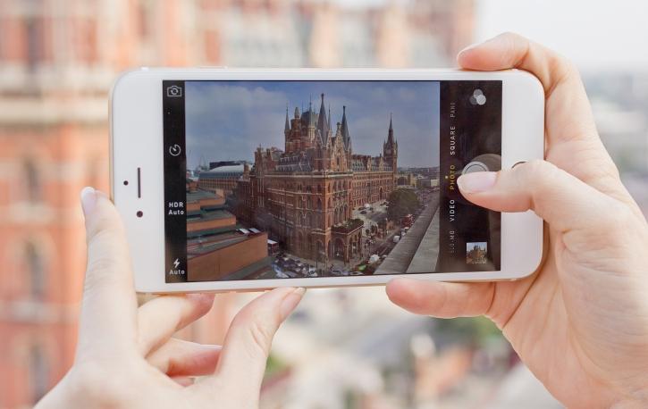 Камера айфон 5 s