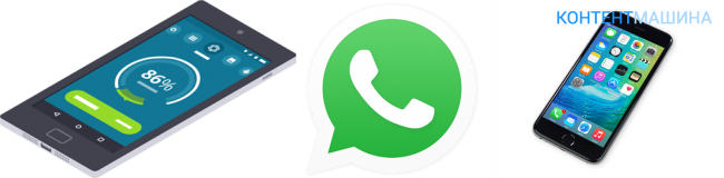 Как перенести чаты WHATSAPP с iPhone на Android