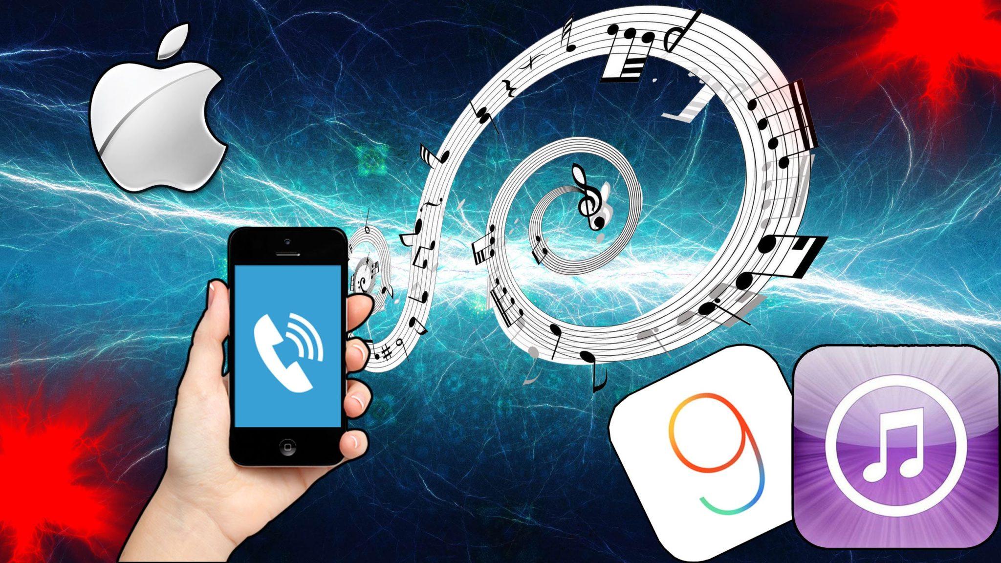 Как добавить или загрузить рингтон на iPhone через iTunes
