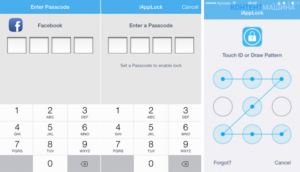 Как установить пароль на приложение в iPhone