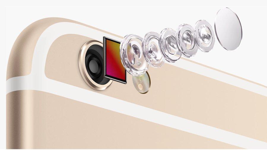 Сколько мегапикселей на камере у айфона 6