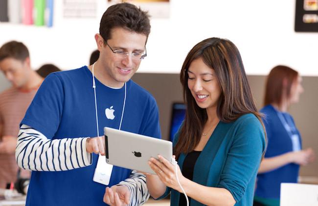 Как позвонить в apple поддержку