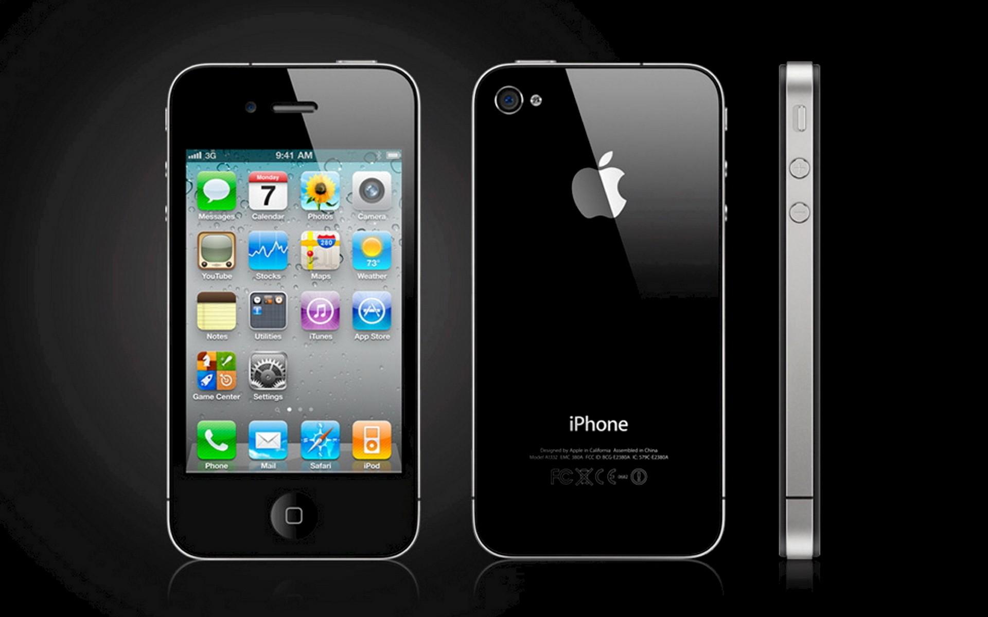 Айфон 4 год выпуска