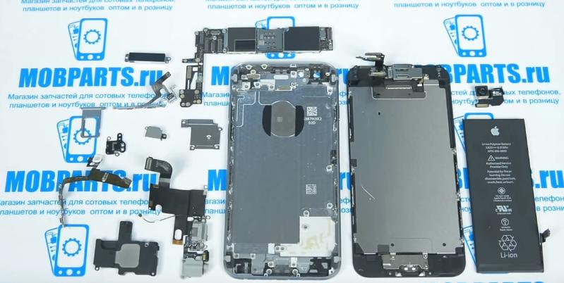 Iphone 6s замена корпуса своими руками 35