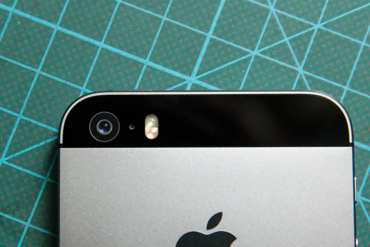 Как сделать камеру на айфон 5s