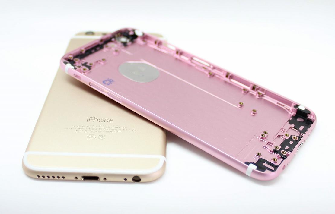 Как самостоятельно поменять корпус на iPhone 6