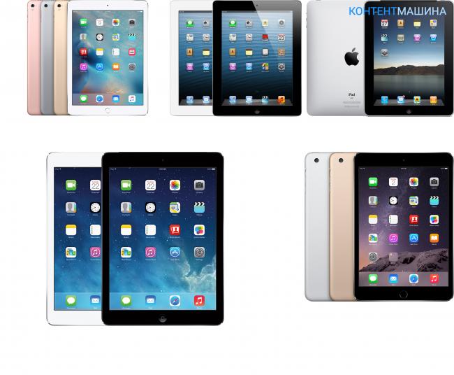 Когда вышел iPad 4: дата выхода , цена, фото и характеристики