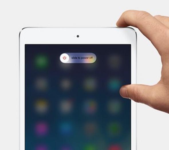 Как перезагрузить iPad 2, если он завис?