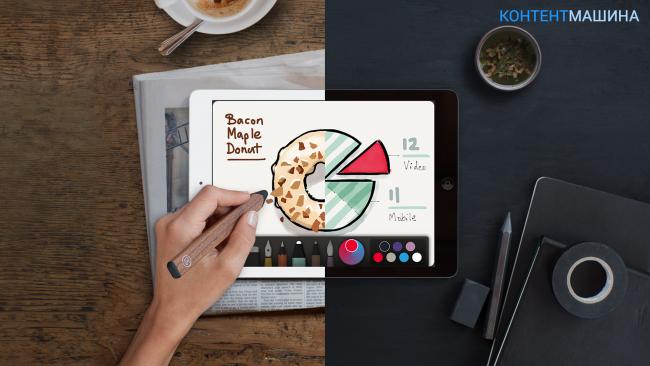 Как рисовать на ipad и можно ли использовать Айпад как графический планшет