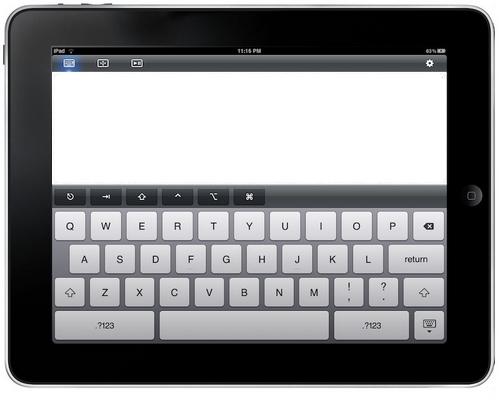 Как совместить и настроить клавиатуру на Apple iPad?