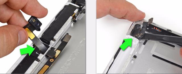 Как разобрать ipad air