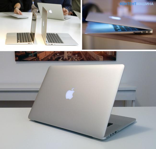 Apple MacBook Air 13 Early 2016: характеристики и отзывы