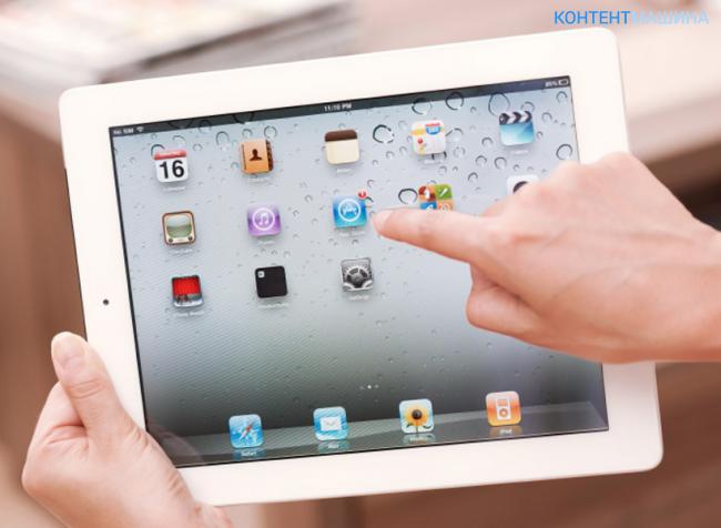 Apple iPad 3 a1396: разборка планшета, подробная инструкция