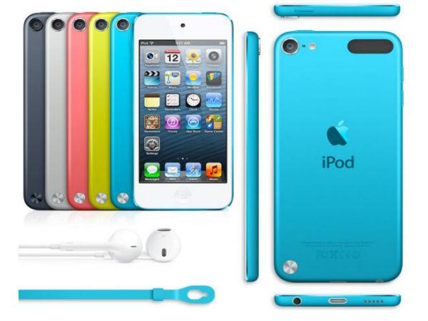 Apple iPod Touch 5: обзор, характеристики и дизайн
