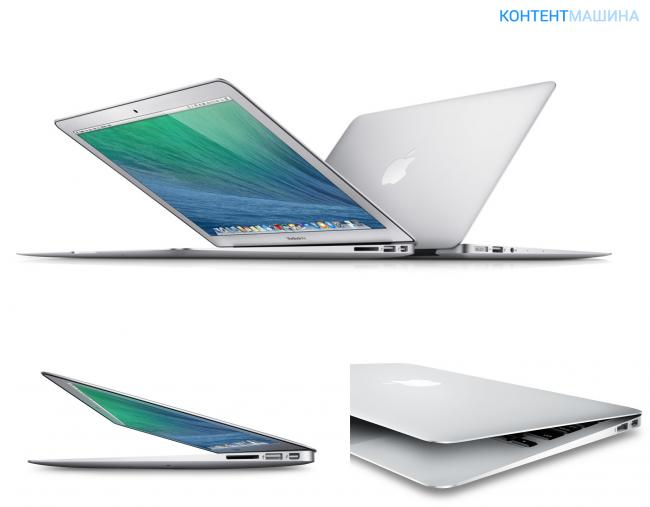 Обзор модели Apple MacBook Air 13 Early 2014
