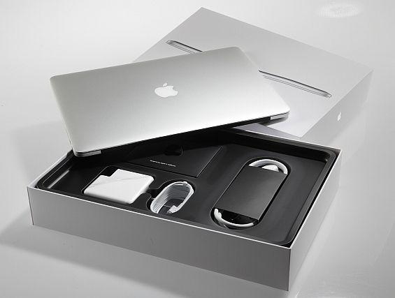 Обзор MacBook Pro Retina 13 -inch, Mid 2014
