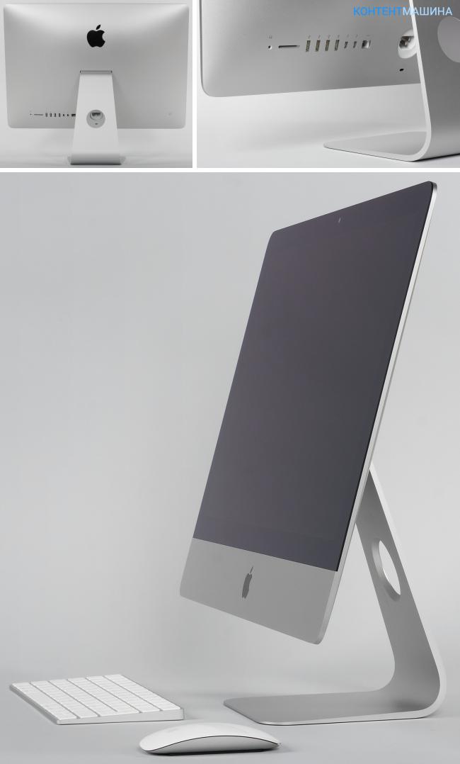 Обзор Apple iMac 21 with Retina 4K display