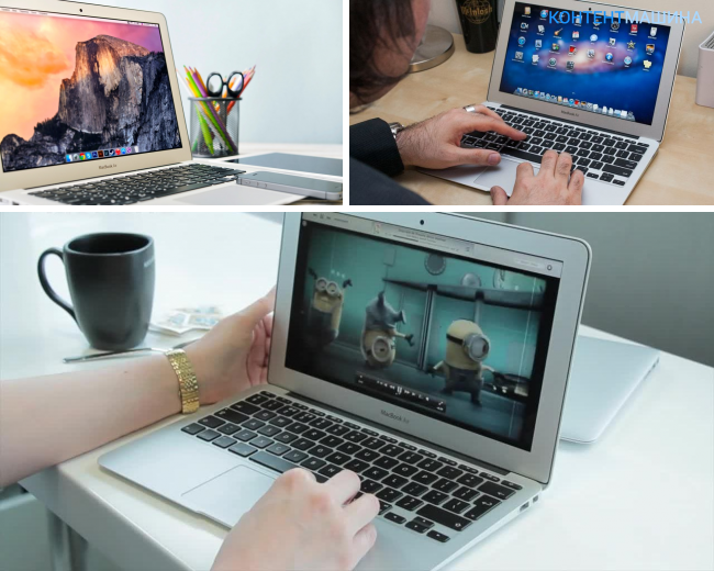 "Ноутбук Apple MacBook Air 13"" MMGF2RU/A - характеристики, обзор"