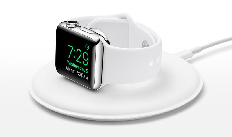 беспроводная зарядка для Apple Watch