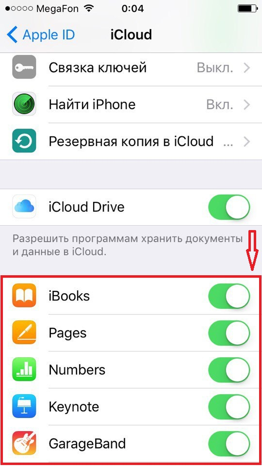Что такое icloud drive в айфоне