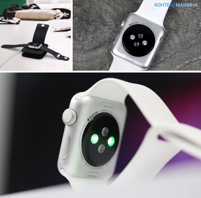 Apple Watch Sport 38mm: обзор и характеристики