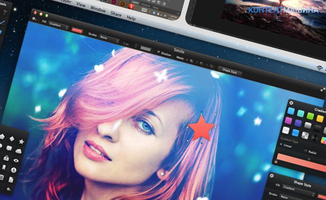 Как установить фотошоп на Макбук